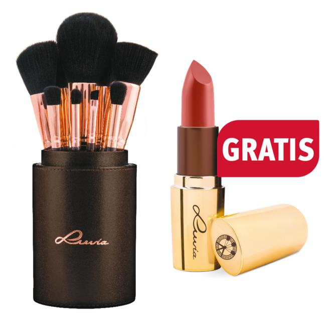 Luvia Cosmetics Golden Queen Set