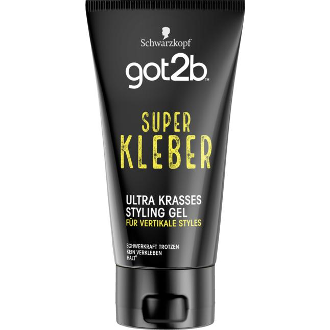Got2b Super Kleber ultra krasses Styling Gel 2.63 EUR/100 ml