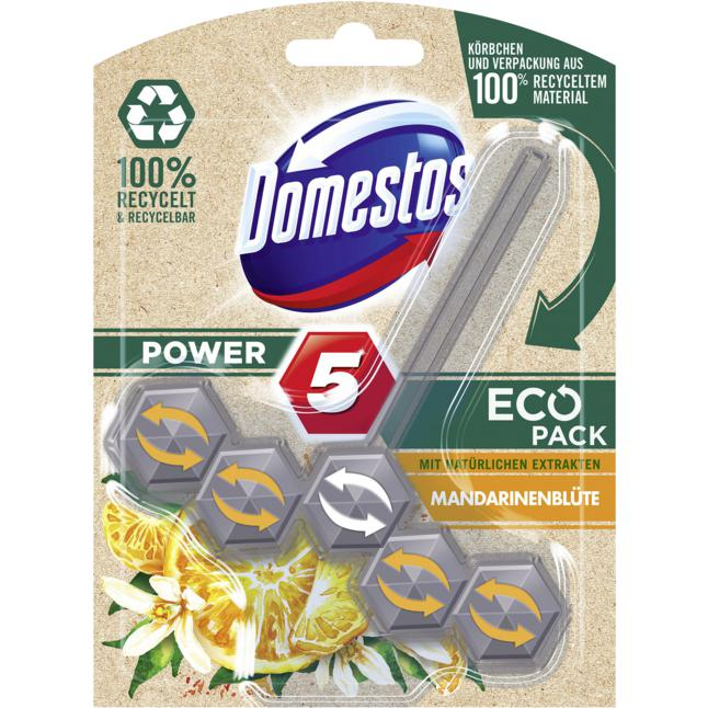 Domestos Power 5 Eco Pack Mandarinenblüte 3.07 EUR/100 g
