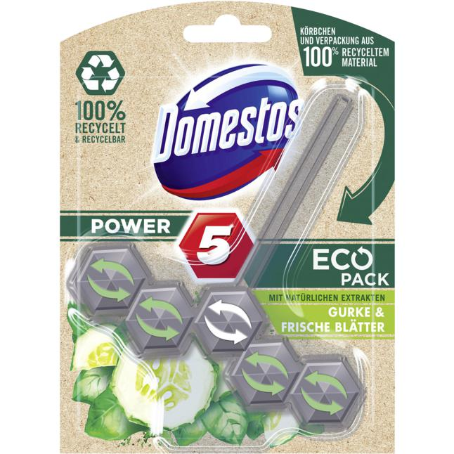 Domestos Power 5 Eco Pack Gurke & frische Blätter 3.07 EUR/100 g