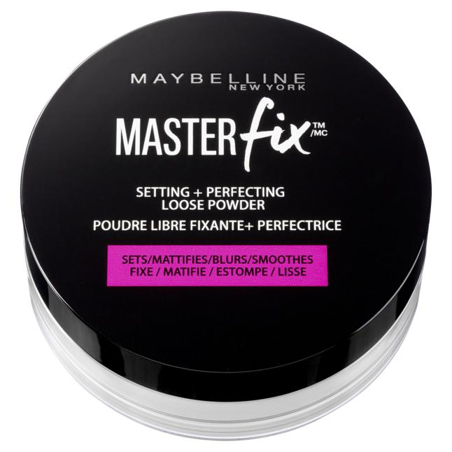 Maybelline New York Master Fix Loose Powder translucent